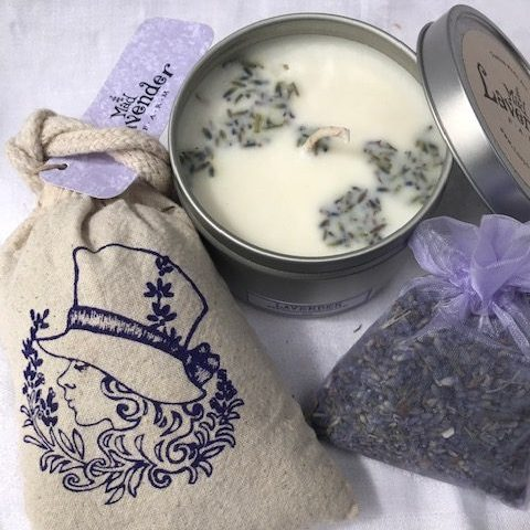 Mad Lavender Farm Home Products