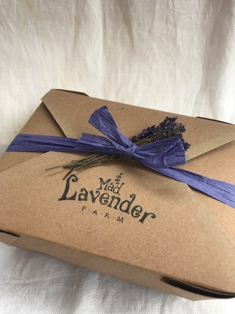 Lavender To-Go Box