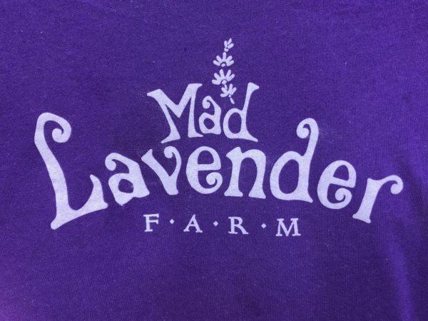 Mad Lavender Farm Tshirt