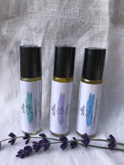 Roll-On essential oils