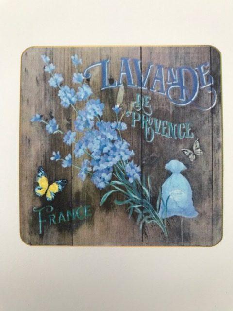 Lavande Card