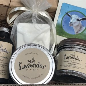 Lavender Bath Box Deluxe