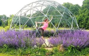Jenn Stas Yoga instructor