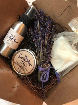 Lavender To Go Box 1